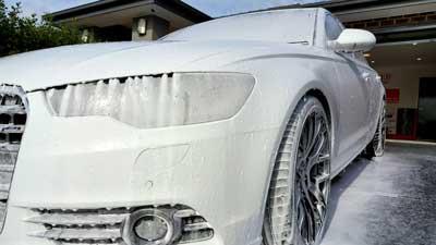 Audi A6 full detailing
