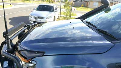 Ford ranger pre sale car detailing