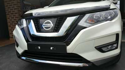 Nissan x trails ceramic coating paint protection
