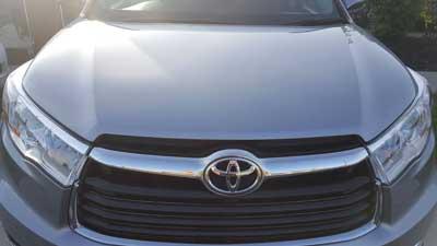 Toyota Kluger full detailing